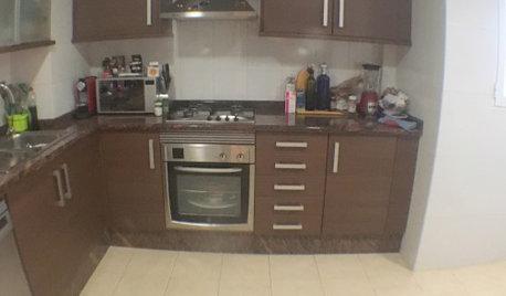Una cocina nueva y moderna para disfrutar en familia por 19.500 €