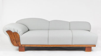 Sofa ART DECO Aufarbeitung