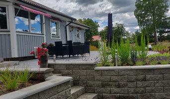 Trädgårdsplanering Eskilstuna