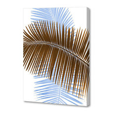 """""""Brown Palm Frond"""" Limited Edition by Scott J. Menaul, 20x30"""