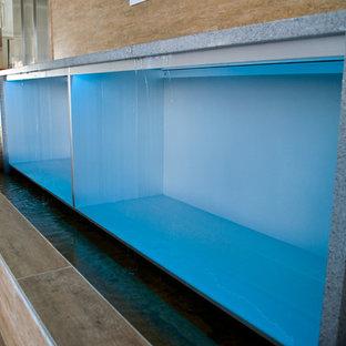 Rust-proof Aluminum kitchen cabinets by Aluniq