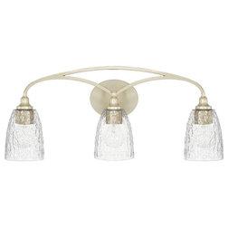 Trend Transitional Bathroom Vanity Lighting by Build