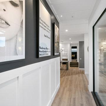St Kilda, Cambridge Feature Home