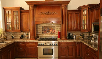 Cambridge Chestnut Cabinets