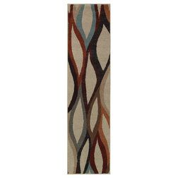 Contemporary Hall And Stair Runners by Newcastle Home