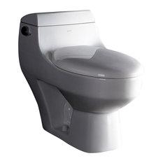 atlas inc ariel platinum athena european toilet toilets - Power Flush Toilet