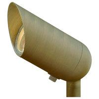 Hinkley Hardy Island 1-Light Outdoor Accent Spot, Matte Bronze
