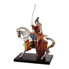 Yabusame Archer Figurine