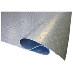 FlooringInc - Coin Nitro Garage Roll Out Mat Standard Grade, 7.5'x17' - Coin pattern Nitro Rolls were designed from the ground up to provide the best value roll out garage floor covering on the market. Nitro rolls are available in stock.