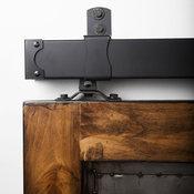 Box Track Barn Door Hardware