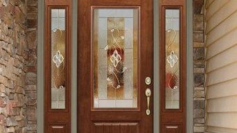 Designer Entry Door