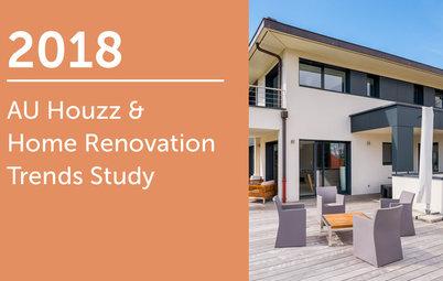 2018 Australia Houzz & Home Renovation Trends Study