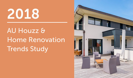 2018 Australia Houzz & Home Renovation Trends Study