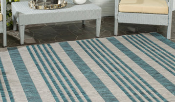 Highest-Rated Outdoor Rugs and Doormats