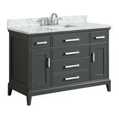 Bathroom Vanities For Cheap. 1st Avenue Pemberton Gray Bathroom Vanity With Marble Top 48 Bathroom