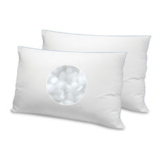 SensorPEDIC Any Position Bed Pillow, Set of 2, Jumbo