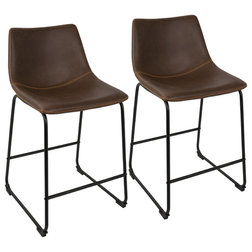 Industrial Bar Stools And Counter Stools by u Buy Furniture, Inc