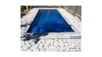 Pool Area Paving