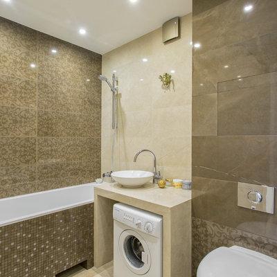 Современный Ванная комната by Alexey Trofimov Photography