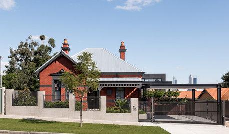 Visite Privée : Une maison d'époque s'offre une extension moderne