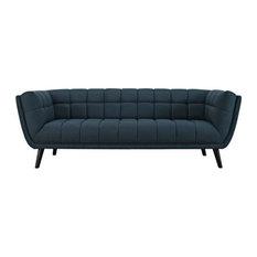 Mikaela Upholstered Fabric Sofa