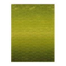 Skyline Hand-Tufted Rug, Green, 120x180 cm
