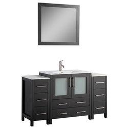 Modern Bathroom Vanities And Sink Consoles by Vanity Art LLC
