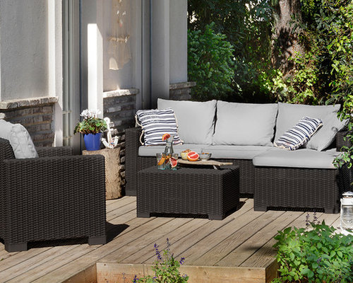 Moorea garden lounge set