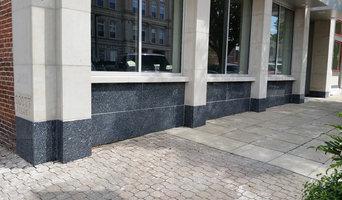Granite Exteriors, Building Fronts, Restorations
