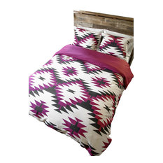 The David Hart Duvet Cover Set, King/California King