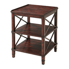 Etagere Theodore Alexander French Provincial