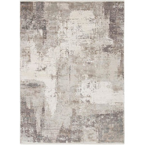 Amer Venice Ven 2 Ivory Gray Gold Bronze Rug