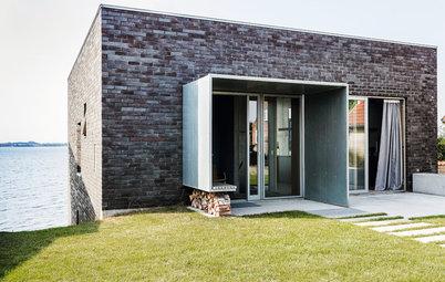 Houzz Дания: Вы удивитесь, но это... трехэтажный дом