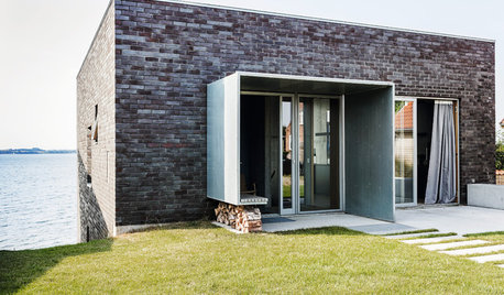 Denmark Houzz Tour: A Minimalist Dream By The Water