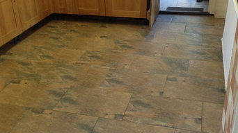 Examples of my tiling work