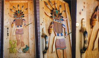 Kachina Front Door