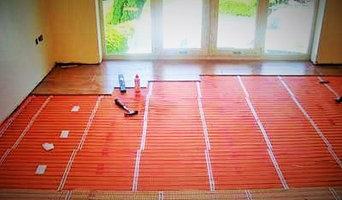 Underfloor Heating Under Wooden Flooring