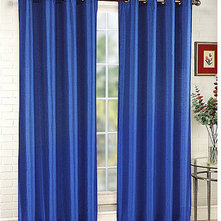 Contemporary Curtains By Walmart