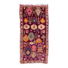 Vintage Moroccan Rug, 6'x12'