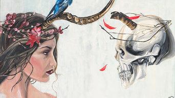 Contemporary art - Beauty and mortality