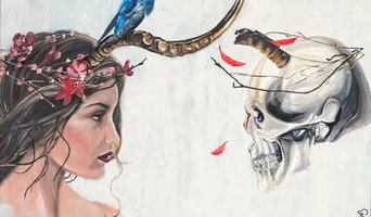Contemporary art - Beauty and mortality
