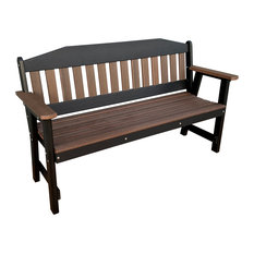 Phat Tommy Lakewoods 5 ft Bench, Bkbw