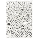 "Momeni - Momeni Monaco MOA-3 7'6""x9'6"" Ivory Rug - This Machine Made rug would make a great addition to any room in the house. The plush feel and durability of this rug will make it a must for your home. Quick Delivery - Satisfaction Guaranteed"