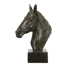 Equine Sculpture in Bronze