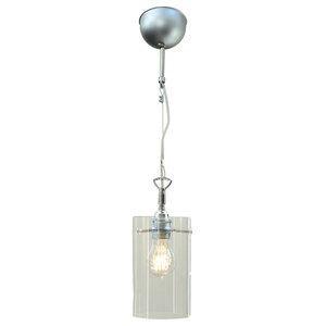 Zylindro Pendant Light, Single