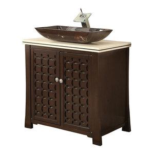 Contemporary Bathroom Vanities And Sink Consoles
