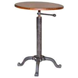 Industrial Side Tables And End Tables by CAROLINA CLASSICS