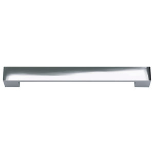 Schwinn 2334 Handle, Satin Nickel - Contemporary - Cabinet ...