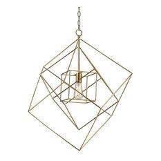 Dimond Home Neil Box Pendant, 1141-014, Small