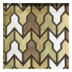 50 Most Popular Modern Geometric Upholstery Fabric For 2018 Houzz